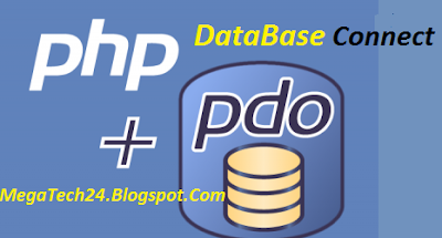 PHP Database Connect using PDO