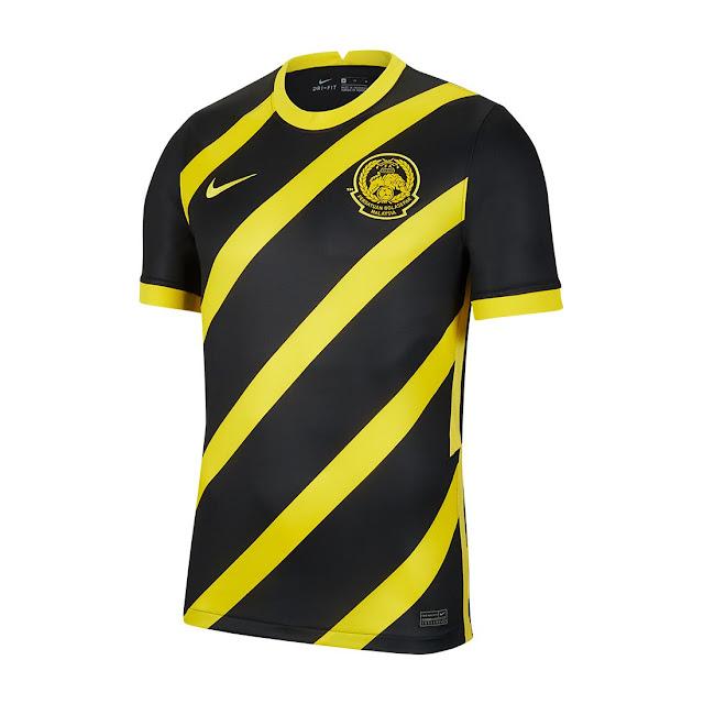 Jersi Away Nike Malaysia 2021/2022
