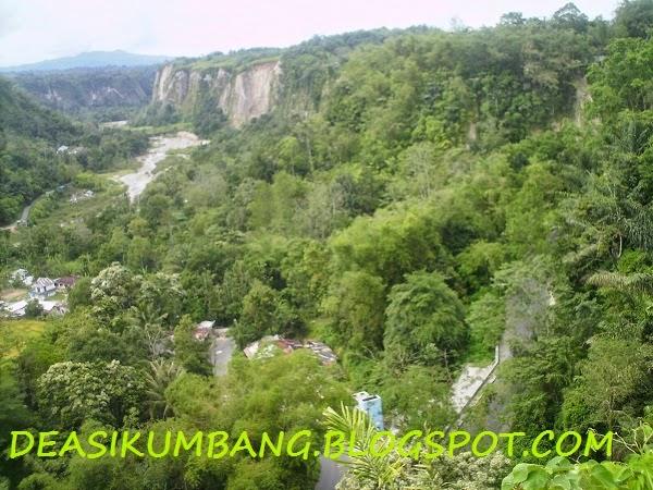 Janjang Koto Gadang   Tembok Cina Bukittinggi