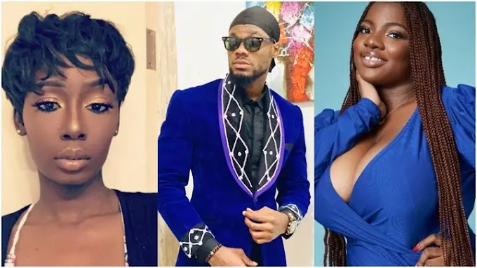 BBNaija's Tolani Baj engages in a fistfight with Dorathy's fan over unflattering comments