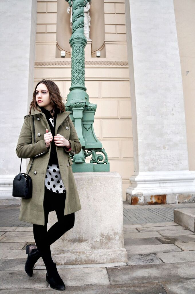 Fashion Blogger | Alina Ermilova | Military