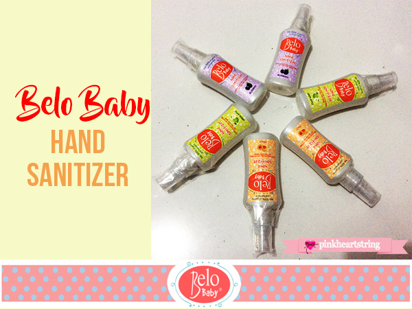 Belo Baby Hand Sanitizer