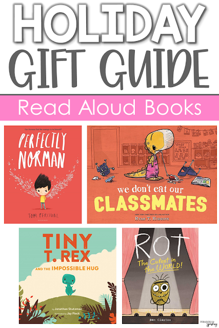 teacher gift ideas books to read aloud