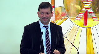 Marius Birgean la Biserica Gosen Timisoara - 16 aprilie 2016
