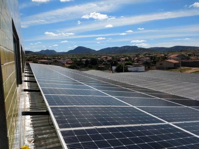 Luz Solar do Sertão - Sua conta de luz reduzida em até 95%! Confira