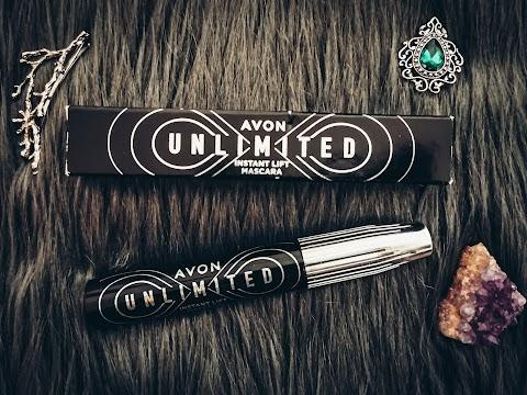 Mascara Unlimited de la Avon