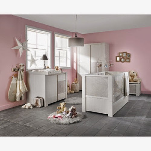 Chambre bébé mixte aubert