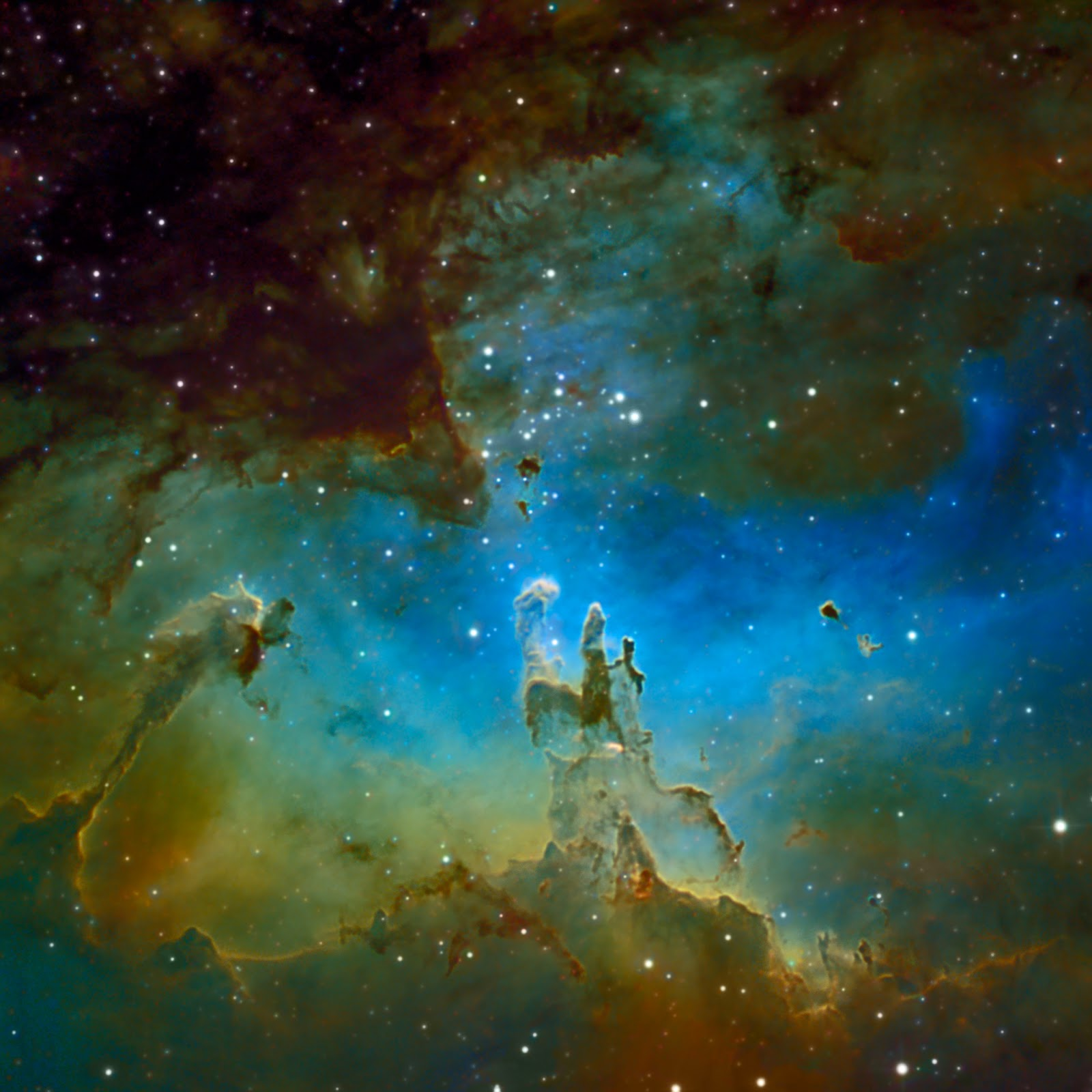 eagle nebula wallpaper - photo #7