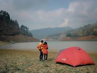 Destinasi Wisata Waduk Sempor Kebumen Jawa Tengah