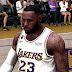 LeBron James Cyberface HQ Textured Hair and Body Model by XeqTeR [FOR 2K21] (PASSWORD FIX)