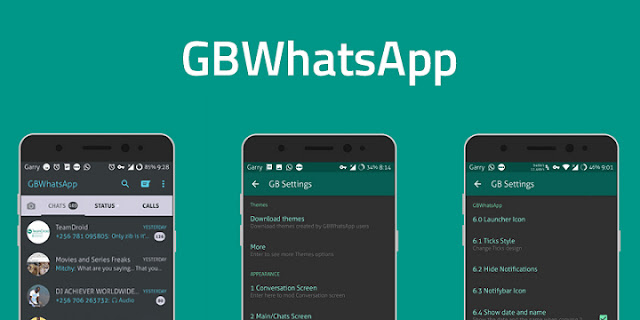Download GBWhatsApp MOD APK Full Version