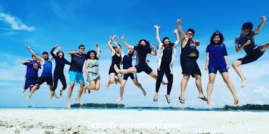 aktivitas wisata jelajah pulau