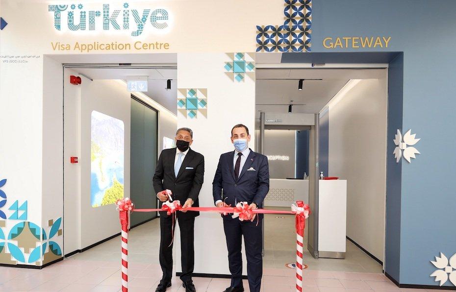 VFS Global Turkey Visa Application Centre Dubai