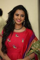 Manasa in Pink Salwar At Fashion Designer Son of Ladies Tailor Press Meet Pics ~  Exclusive 11.JPG