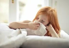 أنواع مرض السعال عند الطفل  و علاجه