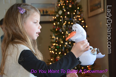 Do You Want To Build a Snowman? l Chords & Lyrics