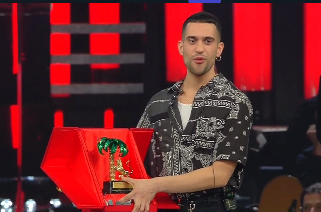 Life after Helsinki 2007 Eurovision: ITALY: MAHMOOD WINS