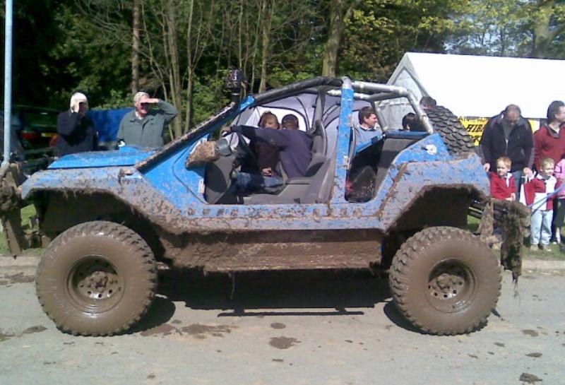 Dakar Kit Car