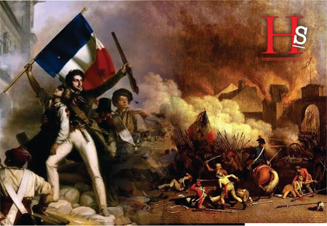 Terjadinya Revolusi Perancis Tahun 1789-1799