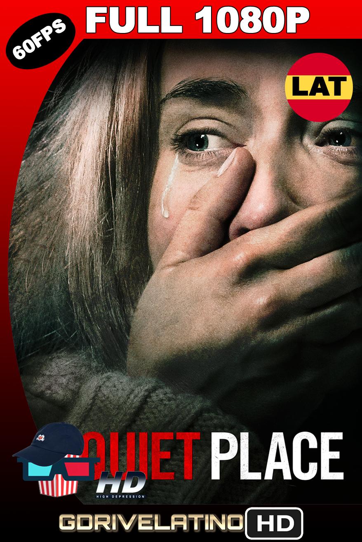 Un Lugar en Silencio (2018) BDRip FULL 1080p (60 FPS) Latino-Ingles MKV