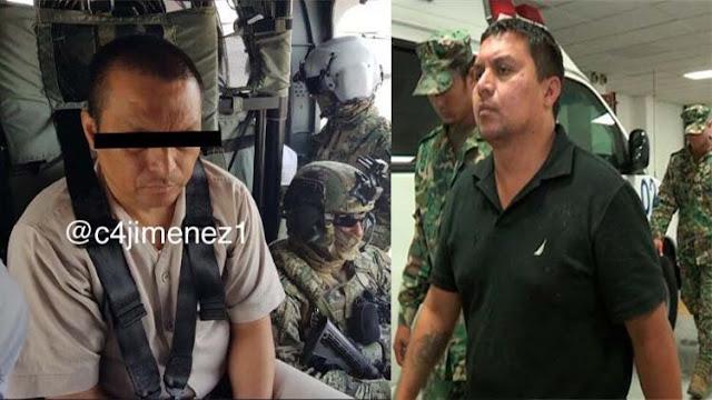 Al Z-40 lo mandaron para el penal de Puente Grande en Jalisco para evitar intentos de fuga