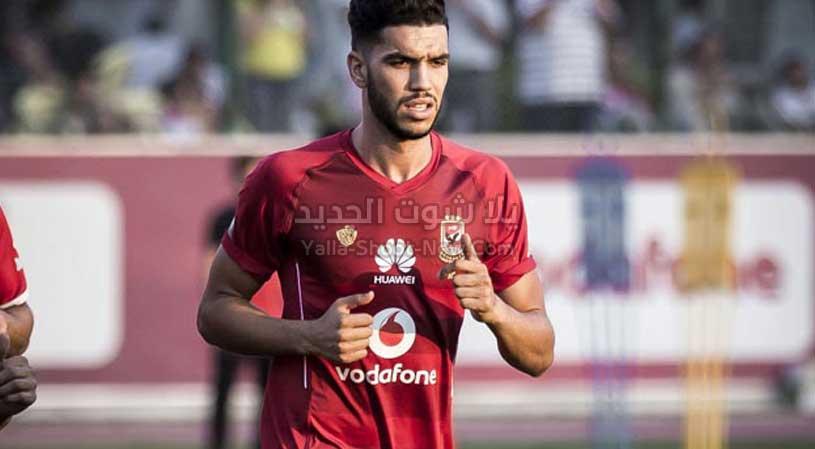 الاهلي يقرر اعادة النجم المغربي وليد أزارو