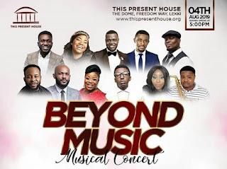 Beyond Music Concert