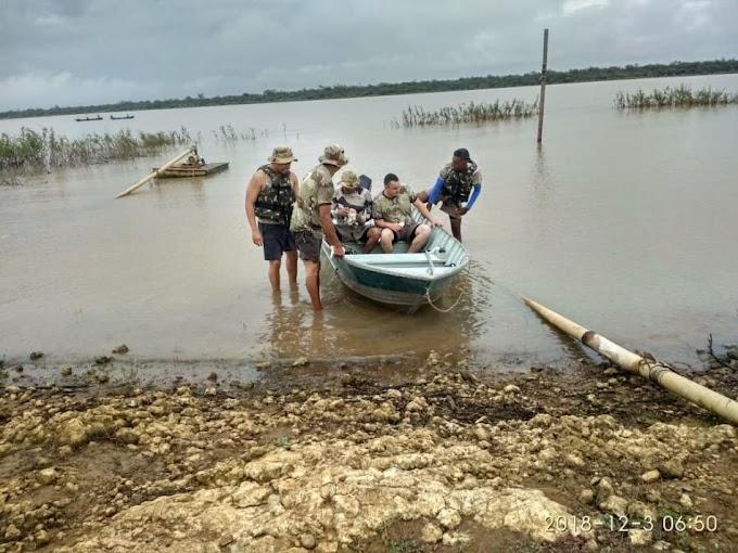 Segundo corpo é encontrado e polícia continua nas buscas em Xique-Xique