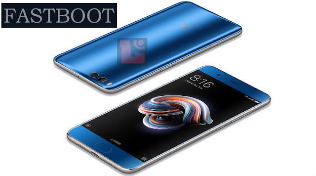Cara Unbrick Atau Fastboot Xiaomi Mi Note 3 11