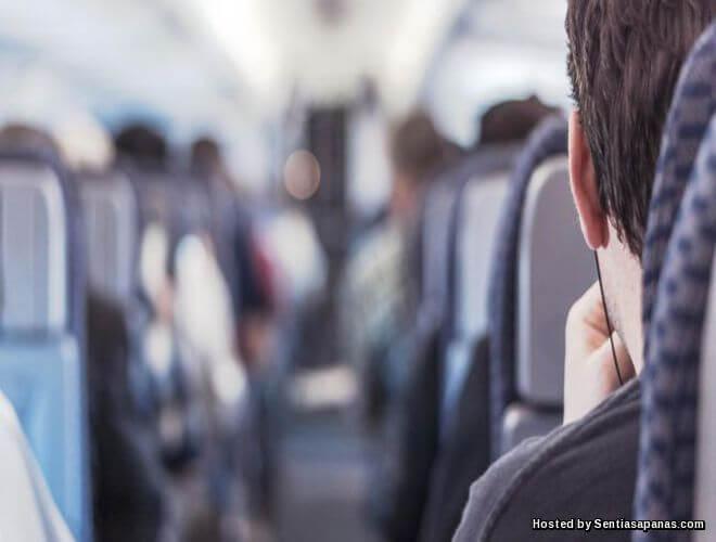 10 Jenis Gelagat Penumpang Paling Di Benci Dalam Pesawat