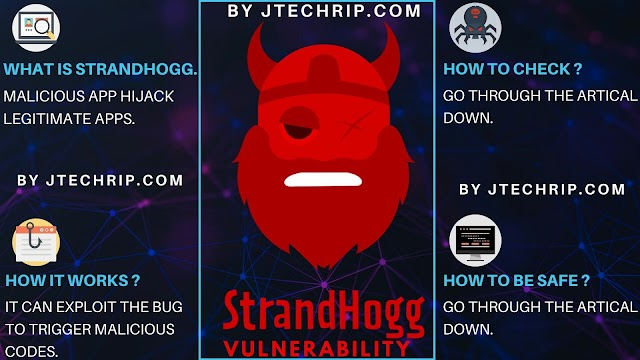 All About StrandHogg Bug & Vulnerability.