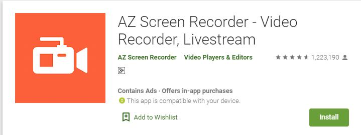 Best Screen Recorder Application