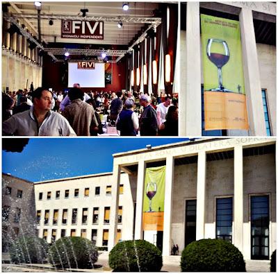 Mercato Vini Vignaioli Indipendenti - FIVI - Roma