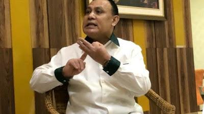 Ketua KPK Janji Usut Peran Azis Syamsuddin: Kami Tak Pandang Bulu!