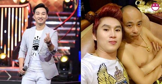 """MC Thành Trung gây tranh cãi với phát ngôn khi ca sĩ Du Thiên tuyên bố vẫn coi Đường """"Nhuệ"""" mãi anh em"""
