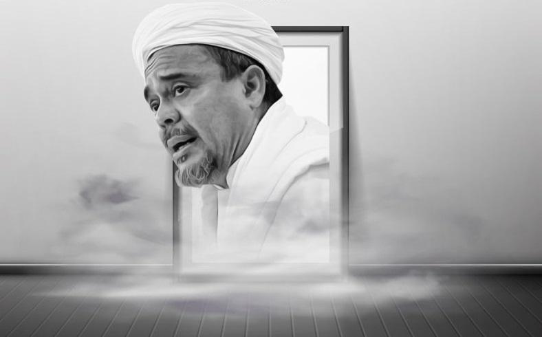 Habib Rizieq Tetap Divonis Penjara 4 Tahun, Publik Curiga Sengaja Dibungkam Sampai Pilpres 2024