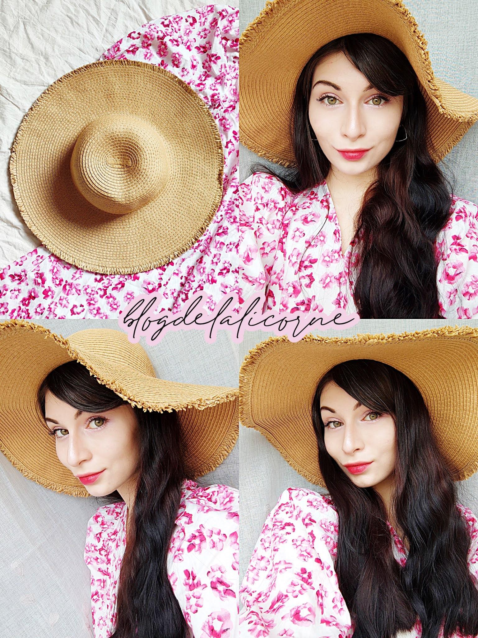 Bonprix slnečný klobúk