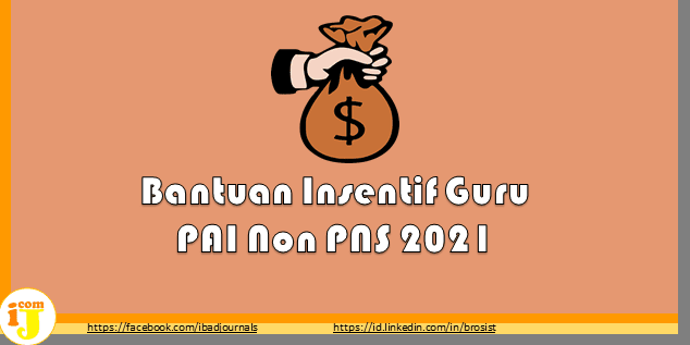 Bantuan Insentif Guru PAI Non PNS 2021