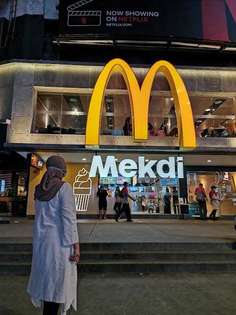 McDonald's Malaysia Naikkan Papan Tanda MEKDI di 16 Cawangan Seluruh Malaysia