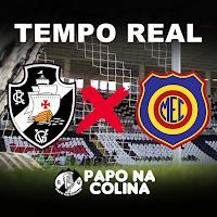 AO VIVO! Vasco x Madureira - Campeonato Carioca rodada 5 - Tempo Real
