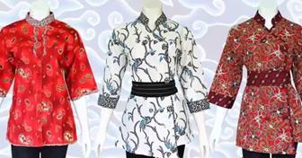 Inspirasi Baju Batik Atasan Terbaru