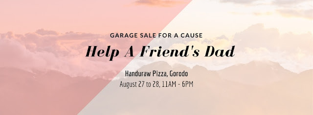 Garage Sale for a Cause - Help a Friend's Dad