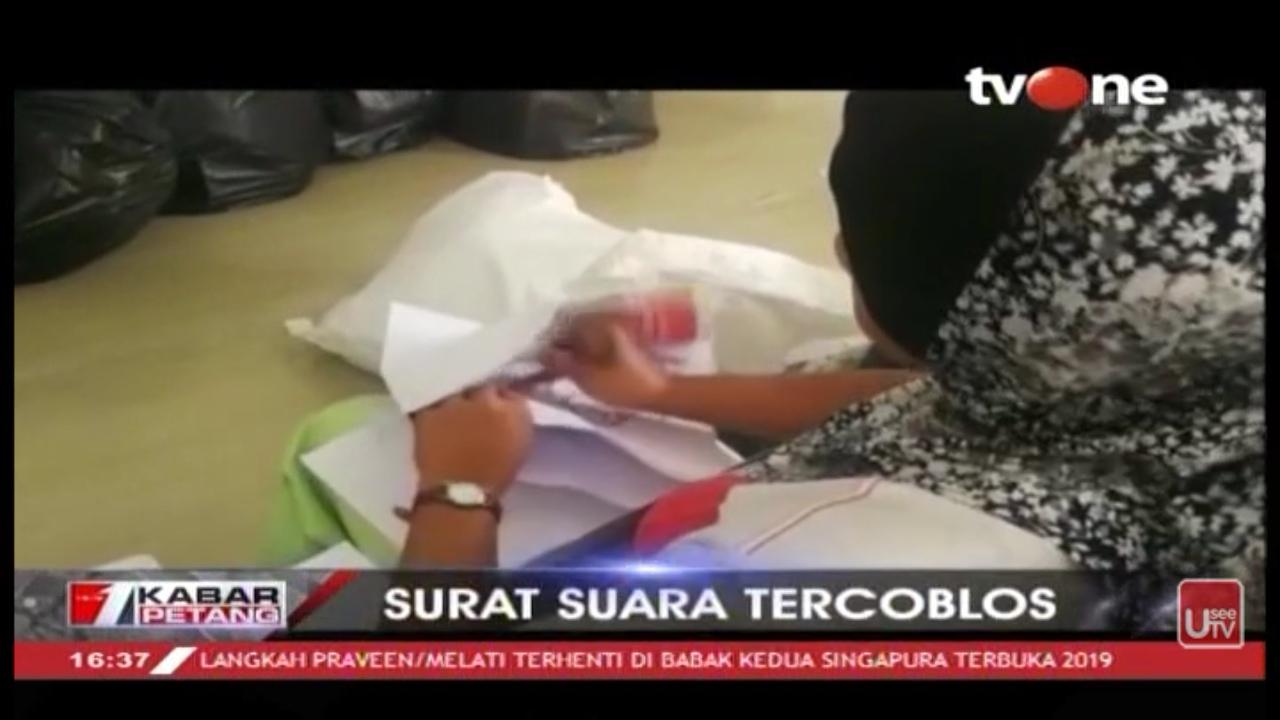 Pancing Amarah Rakyat, Begini Suasana Pencoblosan 01 di Selangor