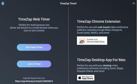 Cara Menambahkan Penghitung Waktu (Timer) ke Zoom-1