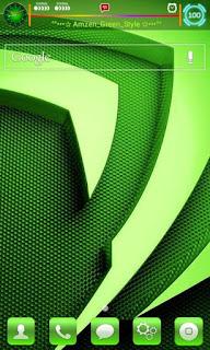 Custom Rom Amzen Green Style JB for ADVAN S4C