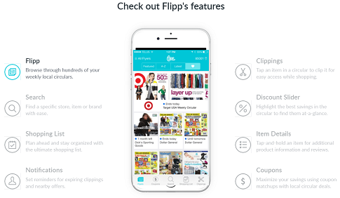 flipp app features