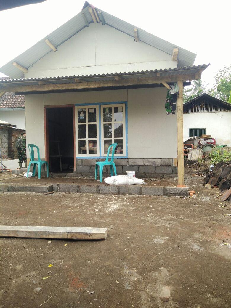 Satgas TMMD 106 Tinggalkan Kisah Positif Di RTLH Kedungsalam
