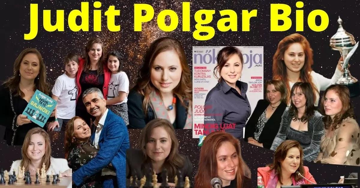 Judit Polgar Bio