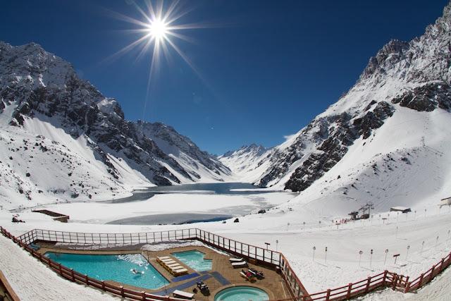 Pista de esquiar Ski Portillo