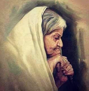 قصة دواء السيدة العجوز
